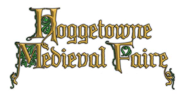 Hoggetowne Medieval Faire Logo