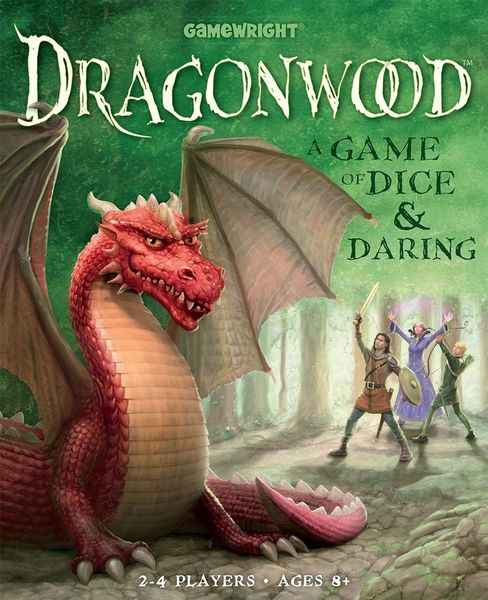 Dragonwood cover