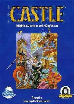 Castle cover