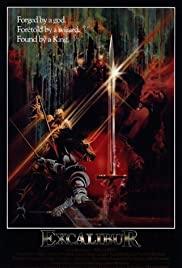 Excalibur Movie Cover