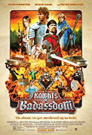 Knoght of Badassdom Movie Cover