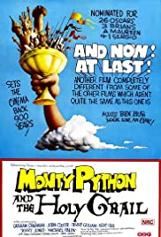 Monty Python and the Hoy Grail Movie Cover