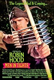 Robin Hood Men in Tights Movie Cover