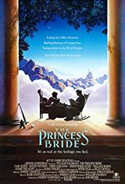The Princess Bride Movie Cover