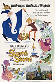 The Sword in the Stone Movie Cover