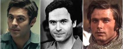 Zac Efron, Ted Bundy, and Franco Nero