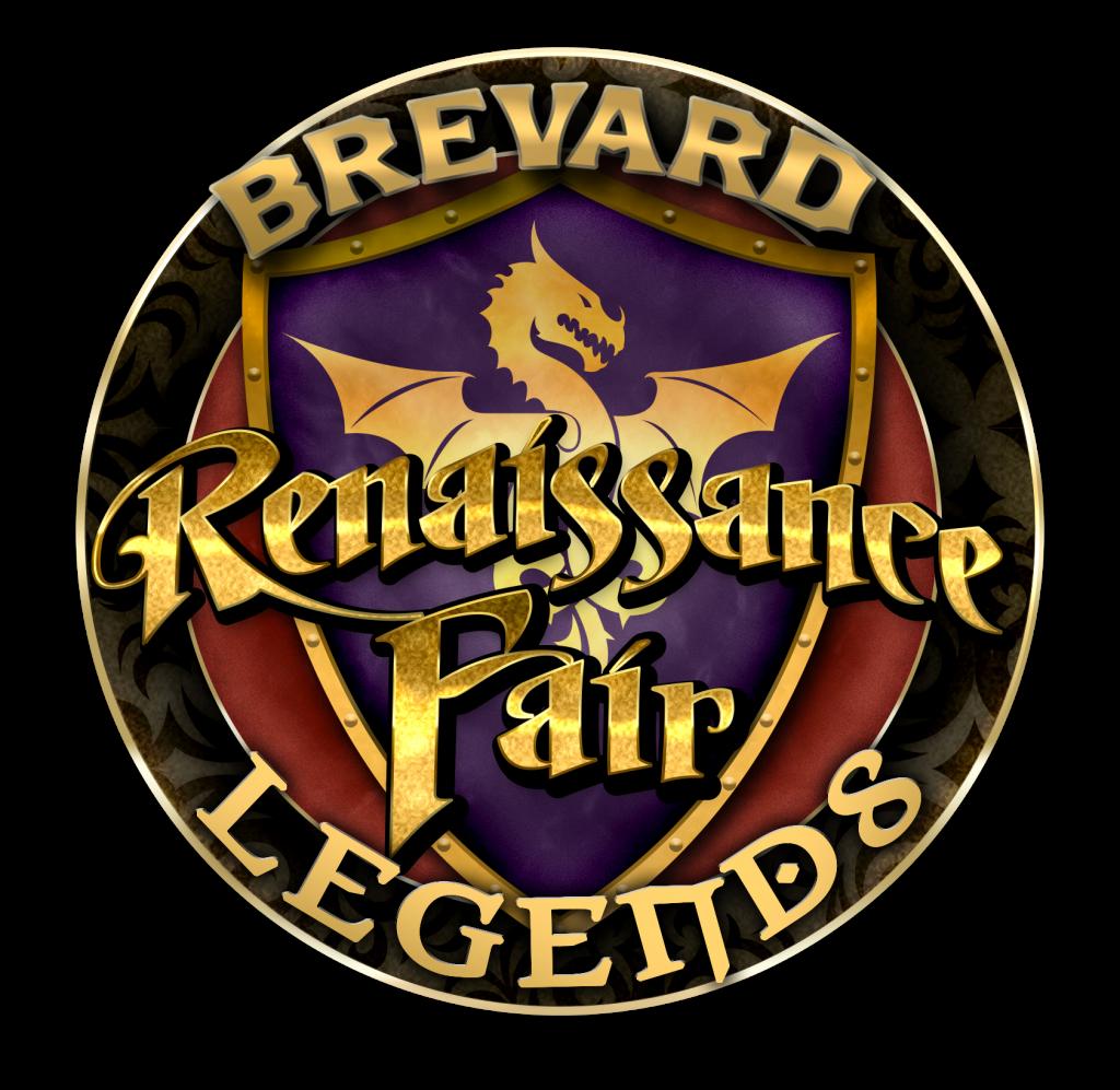 Brevard Renaissance Fair Logo