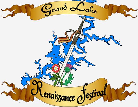 Grand Lake Renaissance Festival Logo