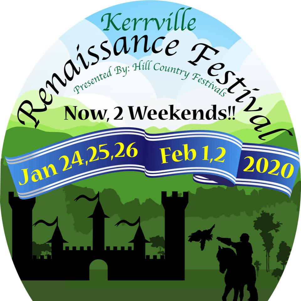 Kerrville Renaissance Festival Logo