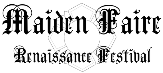 Maiden Faire Renaissance Festival Logo