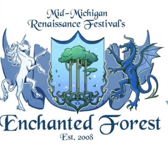 Mid-Michigan Renaissance Festival Logo