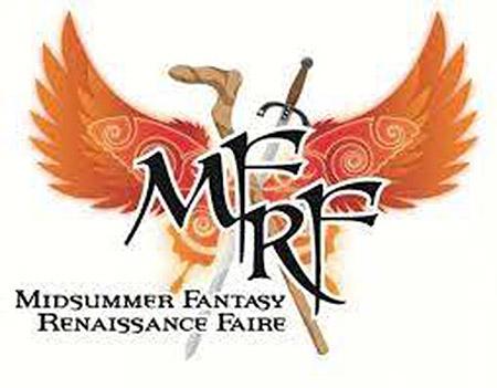 Midsummer Fantasy Renaissance Faire Logo