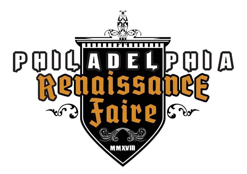 Philadelphia Renaissance Faire Logo