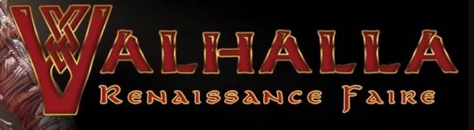 Valhalla Renaissance Faire Logo