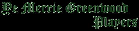 Ye Merrie Greenwood Renaissance Faire Logo